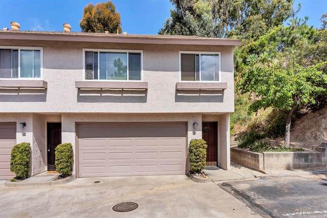 5470 Baltimore Dr #13, La Mesa, CA 91942 (#200030988) :: Neuman & Neuman Real Estate Inc.