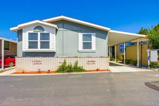 3909 Reche Road Space 206, Fallbrook, CA 92028 (#200031057) :: Neuman & Neuman Real Estate Inc.