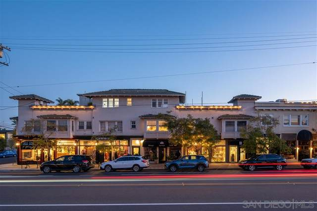 1605 - 1615 1/2 W Lewis, San Diego, CA 92103 (#200031059) :: Dannecker & Associates