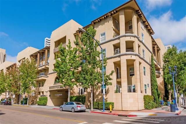 301 W G St #315, San Diego, CA 92101 (#200031065) :: Wannebo Real Estate Group
