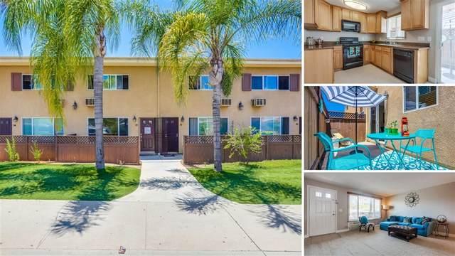 1321 Greenfield Drive Unit 33, El Cajon, CA 92021 (#200031100) :: Neuman & Neuman Real Estate Inc.