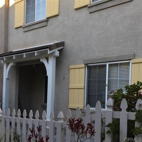 1484 Canvas Dr #3, Chula Vista, CA 91913 (#200031102) :: Neuman & Neuman Real Estate Inc.