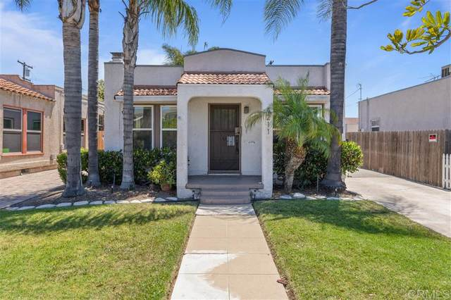 4209-11 Swift Ave, San Diego, CA 92104 (#200031105) :: Keller Williams - Triolo Realty Group