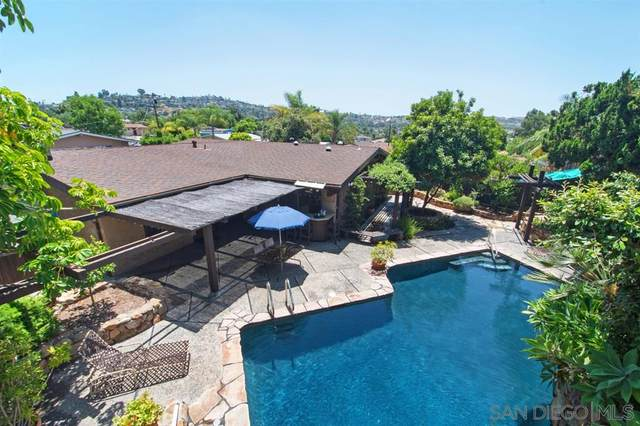 4648 Denwood Rd., La Mesa, CA 91942 (#200031127) :: Whissel Realty