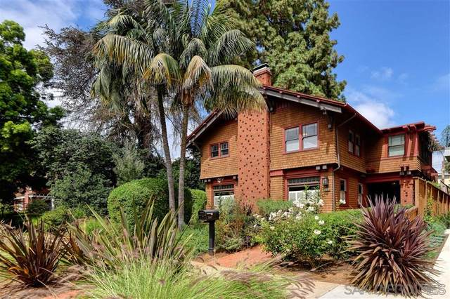 3543 3RD Ave, San Diego, CA 92103 (#200031211) :: Dannecker & Associates
