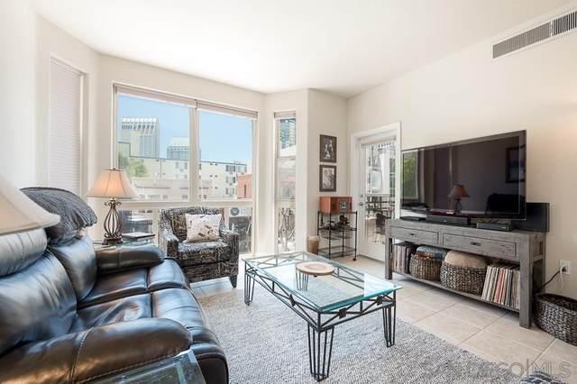 330 J Street #202, San Diego, CA 92101 (#200031269) :: Neuman & Neuman Real Estate Inc.