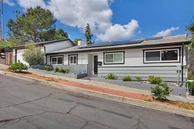 5418 Hewlett Drive, San Diego, CA 92115 (#200031290) :: Neuman & Neuman Real Estate Inc.