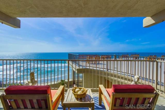 805 Beachfront Dr B, Solana Beach, CA 92075 (#200031378) :: Compass