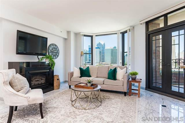 500 W Harbor Drive #1107, San Diego, CA 92101 (#200031449) :: Neuman & Neuman Real Estate Inc.