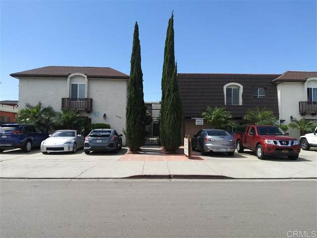 4262 Wilson Ave #7, San Diego, CA 92104 (#200031485) :: Whissel Realty