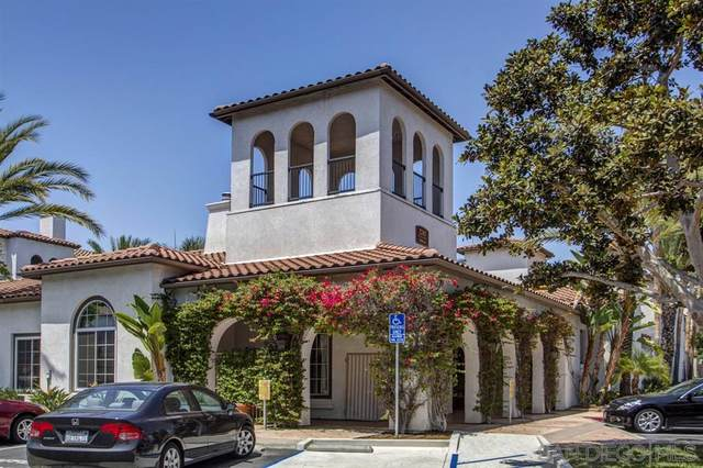 2182 Gill Village #608, San Diego, CA 92108 (#200031588) :: Neuman & Neuman Real Estate Inc.