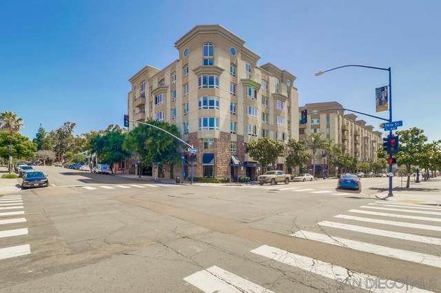1480 Broadway #2522, San Diego, CA 92101 (#200031606) :: Keller Williams - Triolo Realty Group