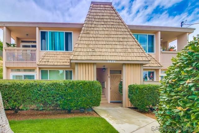 3871 Basilone St #3, San Diego, CA 92110 (#200031617) :: The Stein Group