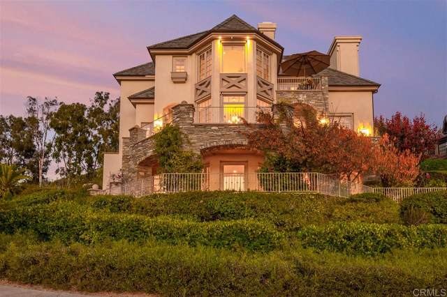 6115 Clubhouse Drive, Rancho Santa Fe, CA 92067 (#200031644) :: Yarbrough Group