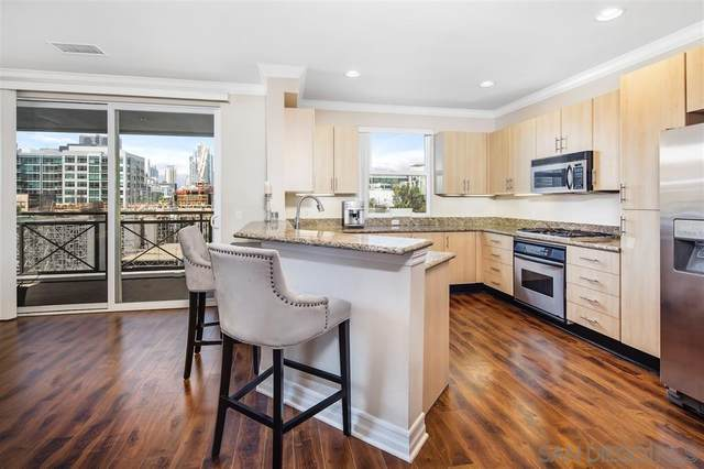 550 Park Blvd #2307, San Diego, CA 92101 (#200031648) :: Keller Williams - Triolo Realty Group