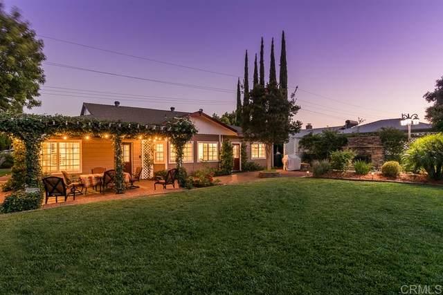 1280 El Rey Ave., El Cajon, CA 92019 (#200031737) :: Neuman & Neuman Real Estate Inc.