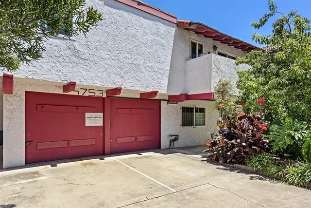 4753 35th St #7, San Diego, CA 92116 (#200031787) :: Neuman & Neuman Real Estate Inc.
