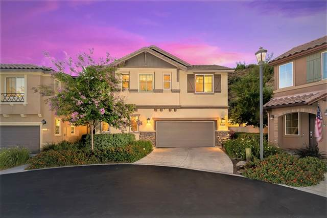 1363 Dolomite Way, San Marcos, CA 92078 (#200031804) :: Compass