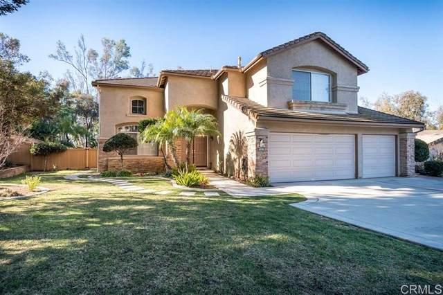1657 Crescent Knolls Gln, Escondido, CA 92029 (#200031818) :: San Diego Area Homes for Sale