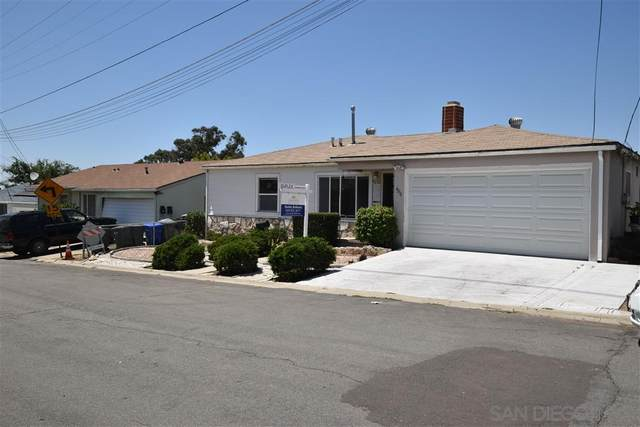 4250 - 4252 Blackton Drive, La Mesa, CA 91941 (#200031848) :: Neuman & Neuman Real Estate Inc.