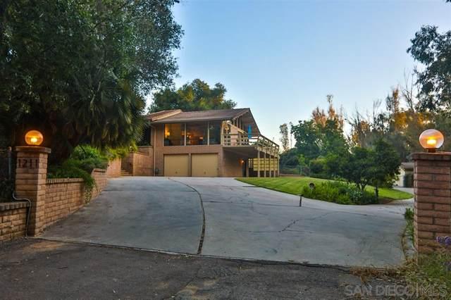 1211 Palomino Rd, Fallbrook, CA 92028 (#200031856) :: Neuman & Neuman Real Estate Inc.
