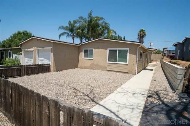 1152 / 1154 E Grand Ave, Escondido, CA 92025 (#200031871) :: Whissel Realty