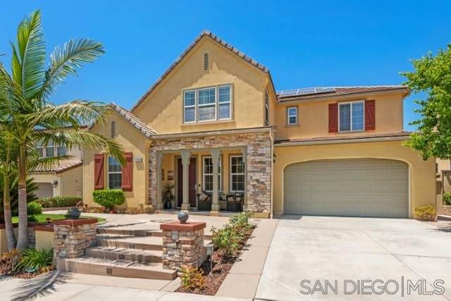10566 Black Opal Rd, San Diego, CA 92127 (#200031879) :: Whissel Realty