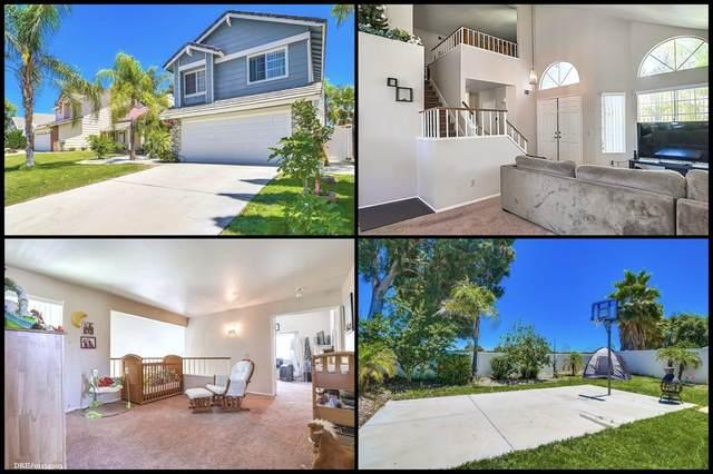 41104 Mountain Pride, Murrieta, CA 92562 (#200031886) :: Neuman & Neuman Real Estate Inc.