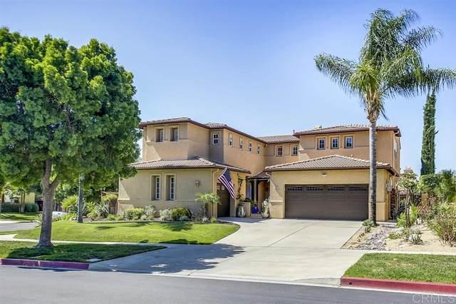 543 Echo Lane, San Marcos, CA 92078 (#200031989) :: Compass