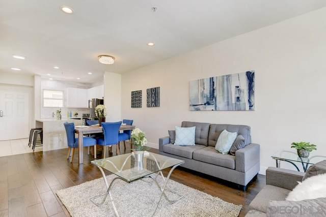 350 K #404, San Diego, CA 92101 (#200032058) :: Neuman & Neuman Real Estate Inc.