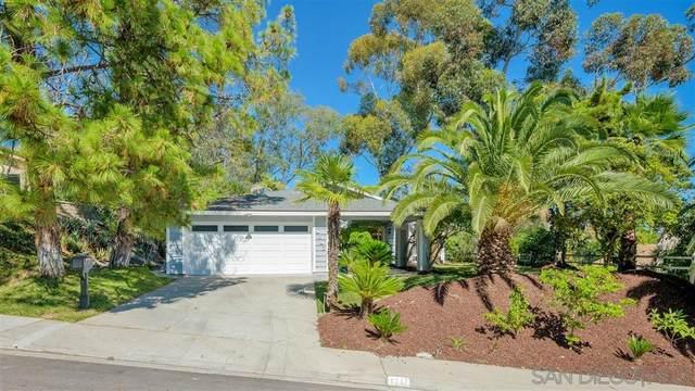4257 Cartulina Rd, San Diego, CA 92124 (#200032099) :: Zember Realty Group