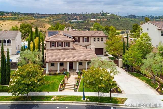 7389 Rancho Catalina Trail, San Diego, CA 92127 (#200032100) :: Zember Realty Group