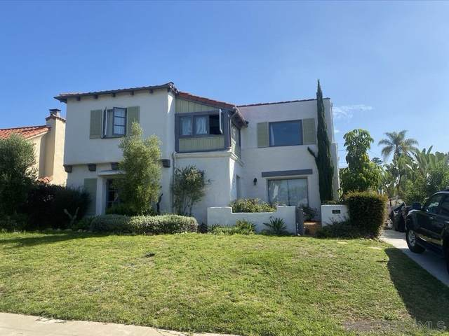 3026 Freeman St, San Diego, CA 92106 (#200032119) :: Yarbrough Group