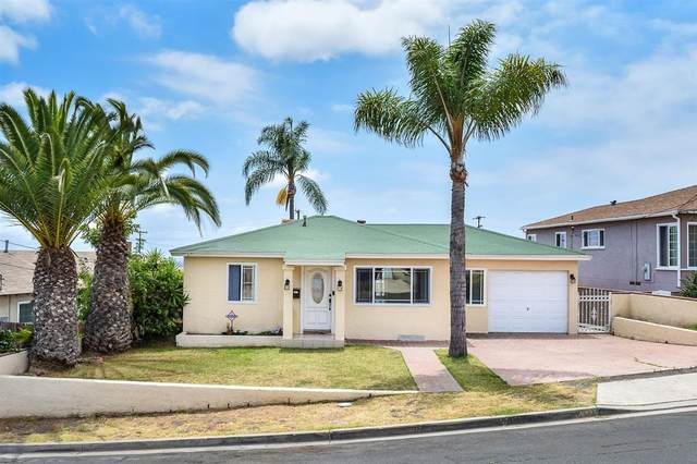 2554 Calle Aguadulce, San Diego, CA 92139 (#200032183) :: Allison James Estates and Homes