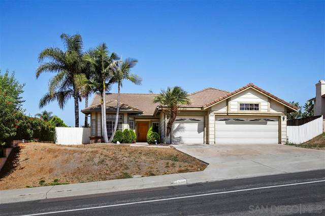 5210 Alamosa Park Dr, Oceanside, CA 92057 (#200032231) :: Whissel Realty