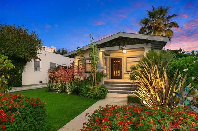 1627 Cypress Ave, San Diego, CA 92103 (#200032237) :: Neuman & Neuman Real Estate Inc.