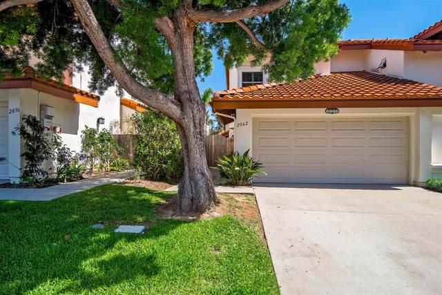 2042 Countrywood Way, Encinitas, CA 92024 (#200032241) :: Neuman & Neuman Real Estate Inc.