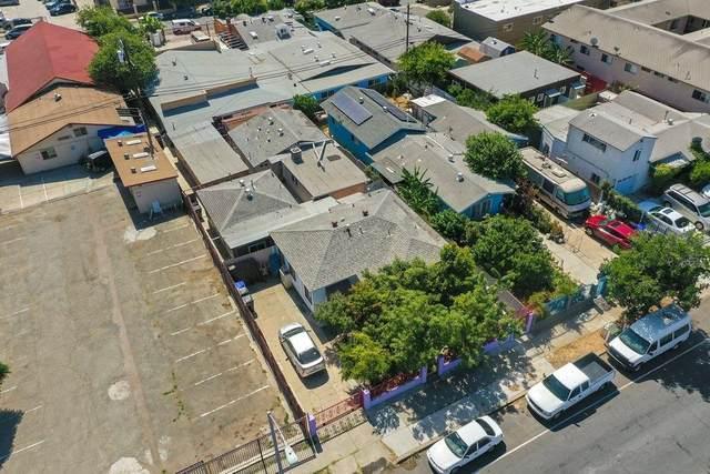 3865-67 Winona Ave, San Diego, CA 92105 (#200032246) :: Allison James Estates and Homes