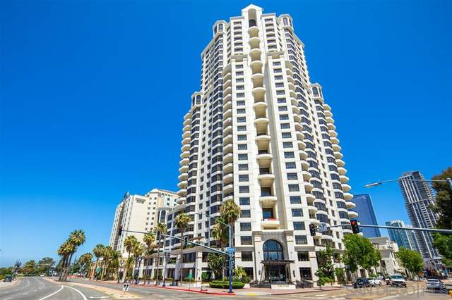 700 W Harbor Dr #607, San Diego, CA 92101 (#200032257) :: Compass