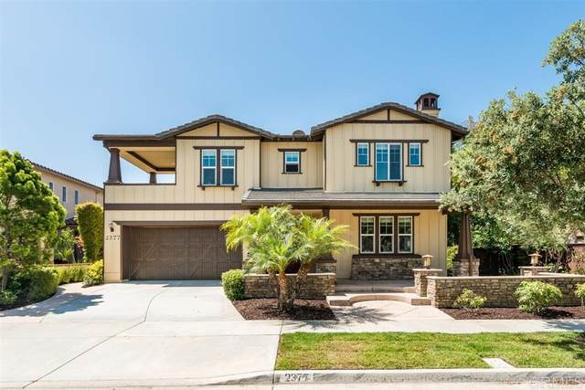 2377 Larimar Ave, Carlsbad, CA 92009 (#200032264) :: Allison James Estates and Homes
