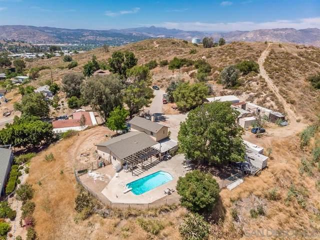 12140 Los Amigos Way, Lakeside, CA 92040 (#200032267) :: Neuman & Neuman Real Estate Inc.