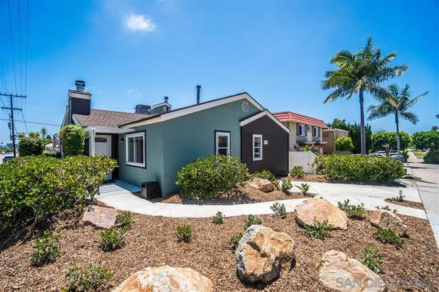 1595 Chalcedony Street, Pacific Beach, CA 92109 (#200032275) :: The Stein Group