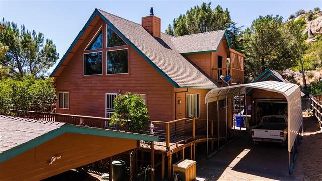 29218 Rocky Pass, Pine Valley, CA 91962 (#200032298) :: Cay, Carly & Patrick | Keller Williams