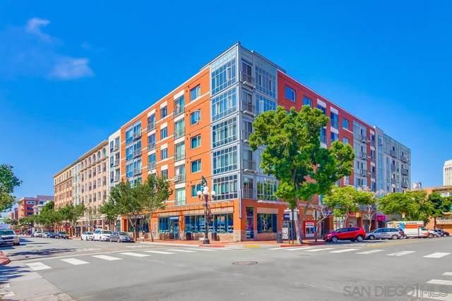 445 Island Ave #309, San Diego, CA 92101 (#200032315) :: Keller Williams - Triolo Realty Group