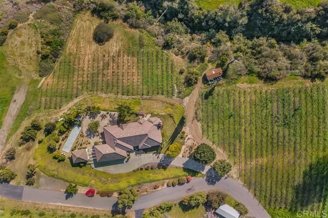 2635 Vista De Palomar, Fallbrook, CA 92028 (#200032342) :: Neuman & Neuman Real Estate Inc.