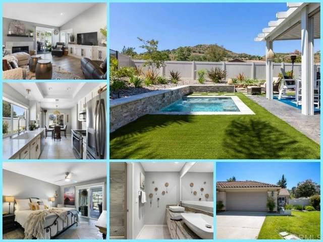 4225 Los Padres, Fallbrook, CA 92028 (#200032361) :: Allison James Estates and Homes