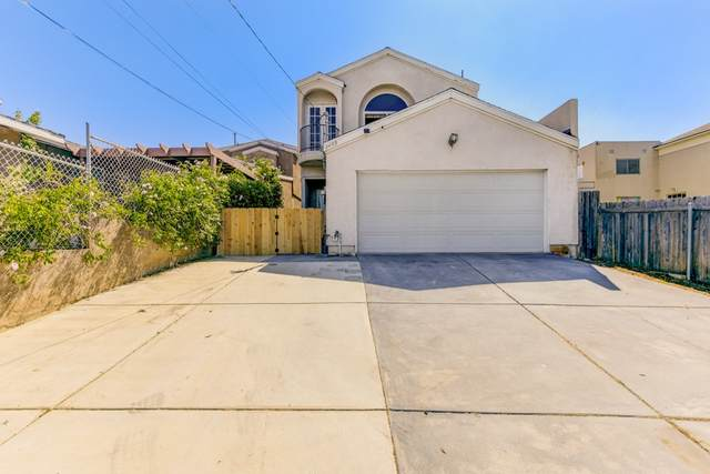 2409 Granger Ave., National City, CA 91950 (#200032445) :: Yarbrough Group