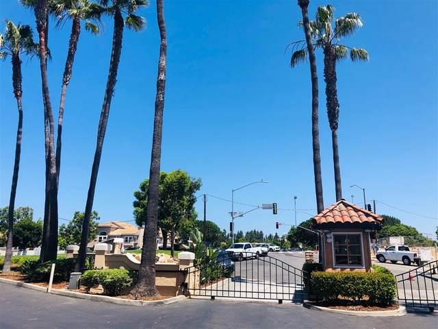 7180 Shoreline Dr #5208, San Diego, CA 92122 (#200032450) :: Compass