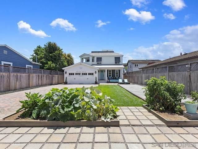 2361 Seaside St, San Diego, CA 92107 (#200032545) :: The Stein Group