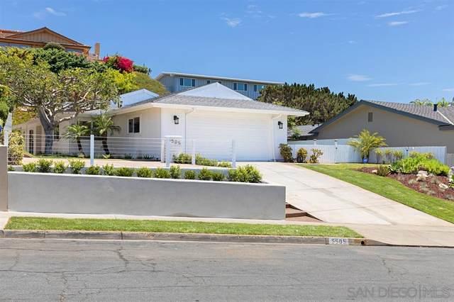 5505 Moonlight Ln, La Jolla, CA 92037 (#200032572) :: Neuman & Neuman Real Estate Inc.